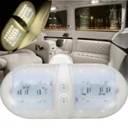 Светодиодное освещение для салона автомобиля, багажного отделения, кузова или прицепа...