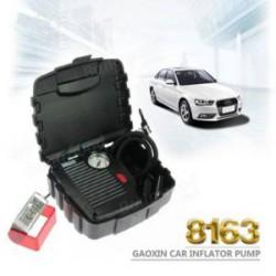 Автокомпрессор X-power 8163 - портативный насос с выносной аварийной фарой