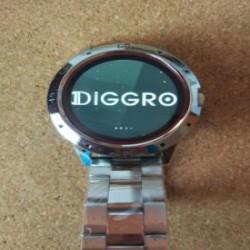 Непростые смартчасы Diggro DI02. Если нужно все с металла - то такие тоже бывают