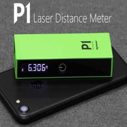 Компактный лазерный дальномер (рулетка) Myantenna P1