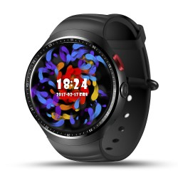 Lemfo Les 1 - обзор smart часов на Android с круглым OLED экраном