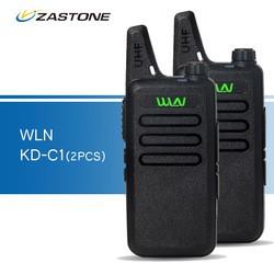 Практичные портативные рации WLN KD-C1