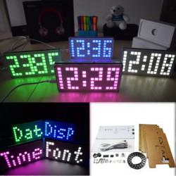 Часы – конструктор на высокоточном чипе DS3231