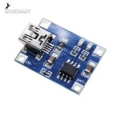TP4056 - зарядный модуль для лития