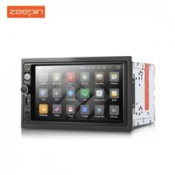 Обзор 2DIN магнитолы Zeepin dy7098 - для работы в такси через Mobile Taxi