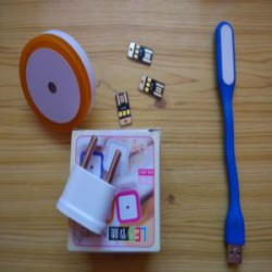 Как сделать точечный светильник из китайских дешманских устройств