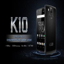 Oukitel K10 - мощный и автономный