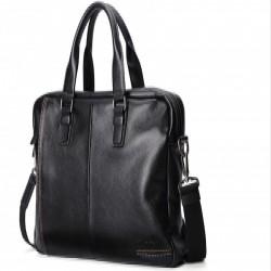Кожаная сумка HAUTTON для 14 inch ноутбука и не только