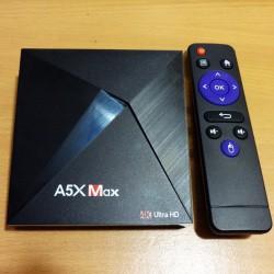 Горячий «Макс»: ТВ-бокс A5X MAX, RK3328 + 4/32ГБ. Устраняем перегрев!