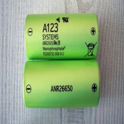 LiFePO4: A123 Systems ANR26650 Grade A против Grade B - тест на разряд