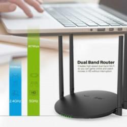 Dual Band роутер Wavlink AC1200 - 1200Mbps/USB Port/2.4G/5G