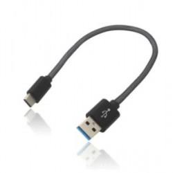 Удобные кабеля Type-C. И чтоб 3А держать умели