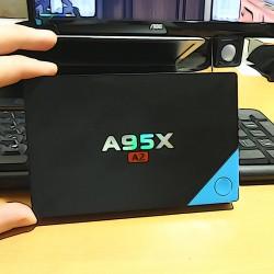 ТВ-бокс Nexbox A95X A2, S912 + 3/32ГБ