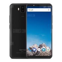 Vernee X - обзор и полное тестирование смартфона с аккумулятором на 6200 mAh, процессором Helio P23 и современным экраном FHD+