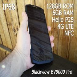 Blackview BV9000 Pro - топовый смартфон с 6/128ГБ на борту и защитой IP68 (обзор+тест в квасе)
