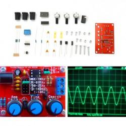 Генератор-конструктор на XR2206CP (до 1 МГц)
