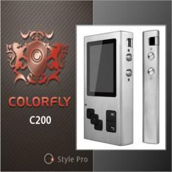 Обзор HiFi плеера Colorfly C200: аудионаркотик для меломана