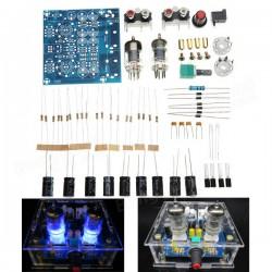 Конструктор лампового предварительного стереоусилителя.