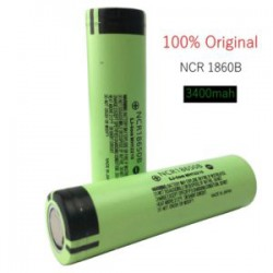 Аккумуляторы 18650 Panasonic (?) NCR18650B на 3400 мAh с Алиэкспресс