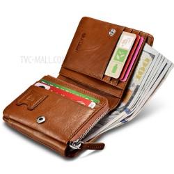 Кошелек/портмоне тройного сложения (Tri-fold wallet)