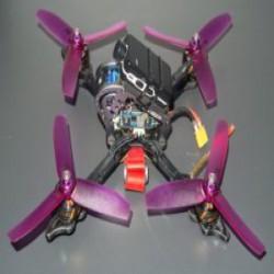 Mobius Mini 1080p 60 fps - камера для маленьких квадрокоптеров