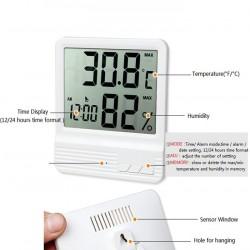 Термометр-гигрометр (дубль два)