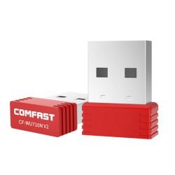 Wi Fi адаптер  COMFAST CF-WU710N
