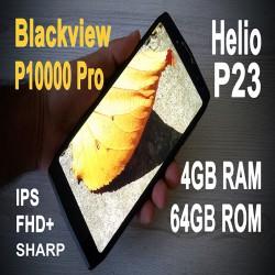 Обзор смартфона Blackview P10000 Pro - большой аккумулятор в кожаном корпусе