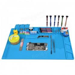 Большой коврик для пайки, ремонта электроники и DIY.
