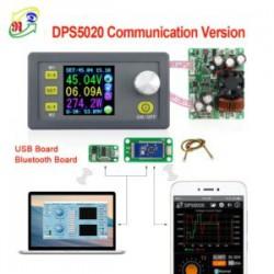 Киловаттный понижающий модуль RD DPS5020 (50V 20A) в очумелых руках