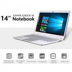 Недорогой и легкий ноутбук JUMPER EZbook X4 - обзор, разборка, тестирование. Часть 1