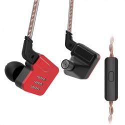 Скидка на новые наушники от KZ | KZ BA10 55$ за версию без микрофона, 56$ с микрофоном.