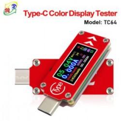 RD-TC64 - небольшой тестер для Type-C и PD