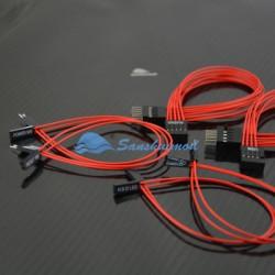 Мод кабели для передней панели корпуса ПК