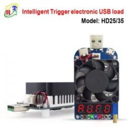 Usb нагрузки RD HD25/HD35 и зачем они нужны