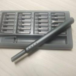 Gocomma 24 in 1 - набор бит для мелкого ремонта гаджетов