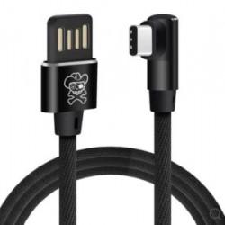 Двусторонний юсб кабель Hat под type-C - няшность или мерзость?