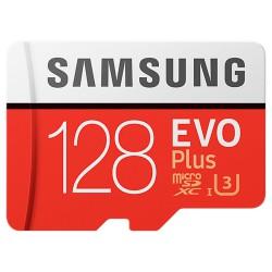 Быстрая  карта памяти на 128ГБ Samsung U3 MB-MC128GA / CN