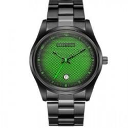 Простые кварцевые часы с красивым циферблатом (Geekthink)