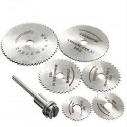 Набор отрезных дисков для гравера/шуруповерта/дремеля (22-44 мм)