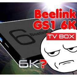 ТВ-бокс Beelink GS1 на базе нового CPU H6 1.8ГГц: могло быть и лучше или «хуже быть не могло»?