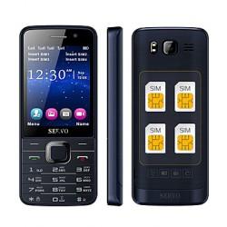 Телефон Servo V9500 на 4 SIM карты