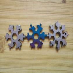 Мультитул-снежинка - краткий обзор трех разновидностей