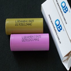 Высокотоковые литиевые аккумуляторы LG формата 18650: HB4 vs HB6