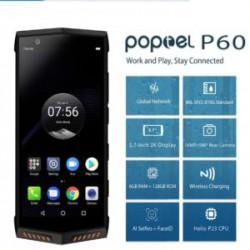 Poptel P60 - обзор защищенного смартфона (6/128 ГБ 5000 мАh NFC)