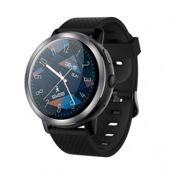 Обзор LEMFO LEM8: умные часы с круглым AMOLED экраном, операционной системой Android и поддержкой 4G LTE