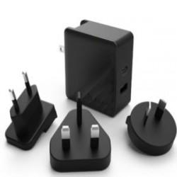 Сетевое зарядное устройство ADAM Elements OMNIA P5 USB-C PD / QC3.0 57W - обзор и тестирование