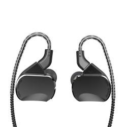 Гибридные 5-драйверные наушники BQEYZ BQ3: энергетика и объем