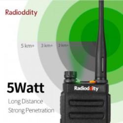Обзор Radioddity GD-77 - цифровые/аналоговые рации (136-174/400- 470 мГц)