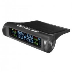 Система контроля давления в шинах с врутренними датчиками.